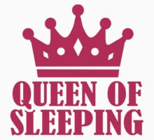 Queen of sleeping by Designzz