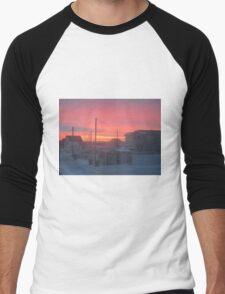 Gorgeous Sunrise Men's Baseball ¾ T-Shirt