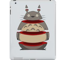 Sliced Totoro iPad Case/Skin