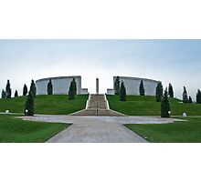 The Armed Forces Memorial Photographic Print