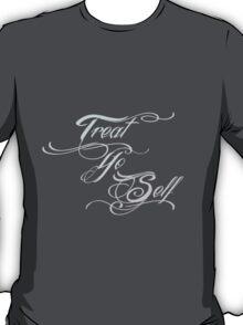 Treat Yo Self Pastels T-Shirt