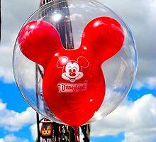 Disney Balloon by dlr-wdw
