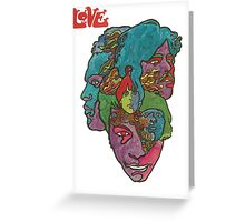 Love - Forever Changes Greeting Card