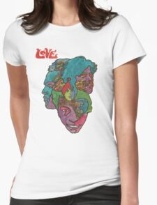 Love - Forever Changes Womens Fitted T-Shirt