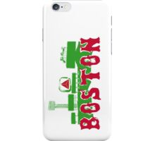 Boston Red Sox Fenway Park iPhone Case/Skin