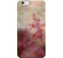 whispering iPhone Case/Skin