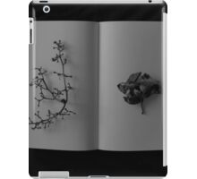 book of shadow iPad Case/Skin