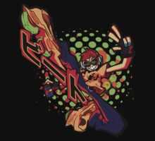 BEAT THIS!! JET SET RADIO by Iris-sempi