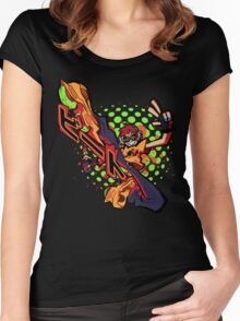 BEAT THIS!! JET SET RADIO Women's Fitted Scoop T-Shirt