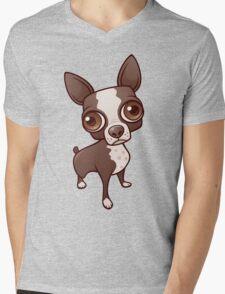 Zippy Mens V-Neck T-Shirt