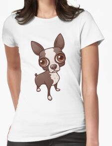 Zippy Womens Fitted T-Shirt
