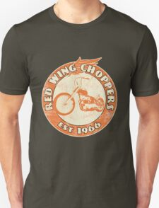Red Wing Choppers Unisex T-Shirt