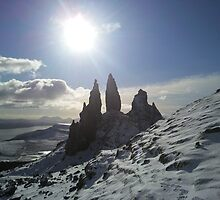 The Old Man Of Storr by fenny