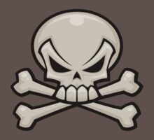 Skull and Crossbones by fizzgig