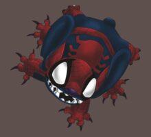 SpiderStitch Baby Tee