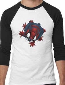SpiderStitch Men's Baseball ¾ T-Shirt