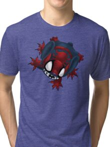 SpiderStitch Tri-blend T-Shirt