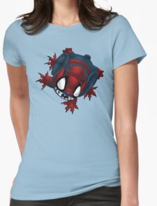 SpiderStitch Womens Fitted T-Shirt