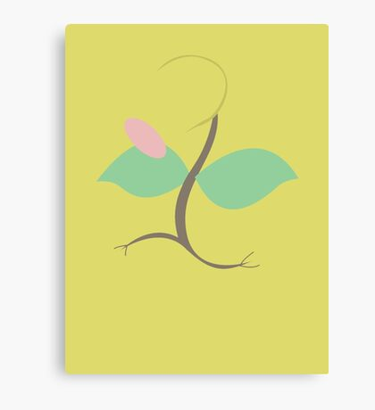 Bellsprout Canvas Print