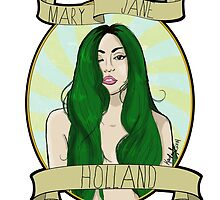 Mary Jane Holland  by RegallyEvil