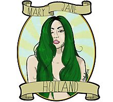 Mary Jane Holland  Photographic Print