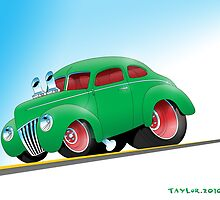 40 Ford by Bret Taylor