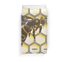 Buzz Buzz Duvet Cover