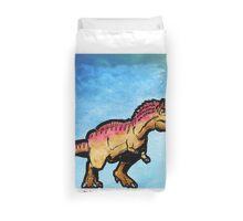 Carnotaurus Duvet Cover