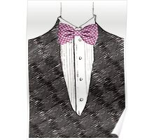 Mister Bow tie Poster