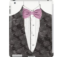 Mister Bow tie iPad Case/Skin