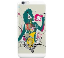 Designed For Dedicated Music Lovers iPhone Case/Skin