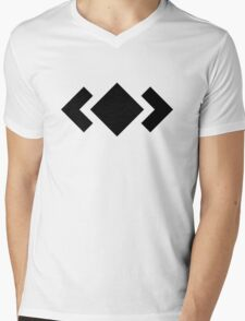 Madeon Adventure Logo - Black Mens V-Neck T-Shirt