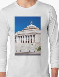 Capitol of Puerto Rico. Long Sleeve T-Shirt