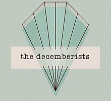 The Decemberists Geometric by sheilastromberg