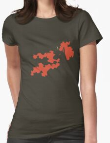 Rapidash Womens Fitted T-Shirt