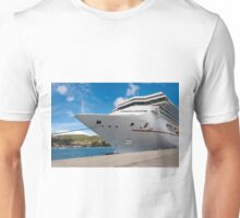 Cruise ship. Unisex T-Shirt