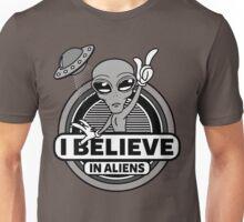 I Believe In Aliens Unisex T-Shirt