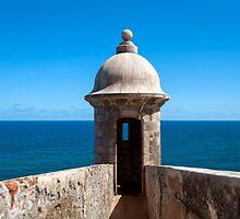 Castillo San Felipe del Morro. by FER737NG