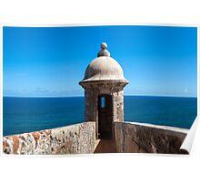 Castillo San Felipe del Morro. Poster