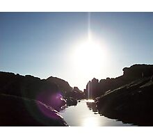 Mini - Ravine Photographic Print