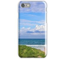 Ocean Beach Dunes iPhone Case/Skin