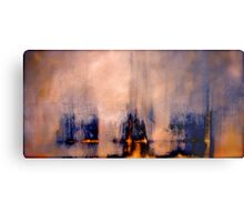Between the Darkness and the Light Metal Print