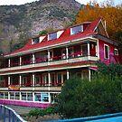 Inn at Castle Rock by Ann  Warrenton