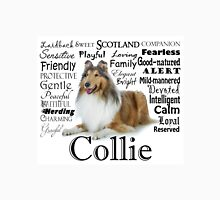 Collie Traits Unisex T-Shirt