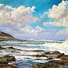 &#x27;Shelley Beach&#x27; - Apollo Bay by Lynda Robinson
