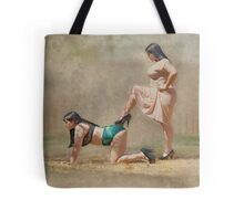 Play Nice Tote Bag