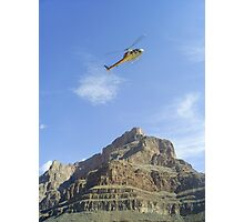 Flight Grand Canyon Photographic Print