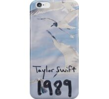 1989 Seagull Print iPhone Case/Skin
