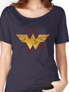 The Amazonian - Wonder Woman Women's Relaxed Fit T-Shirt