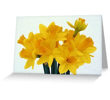 Easter Sunshine Greeting Card